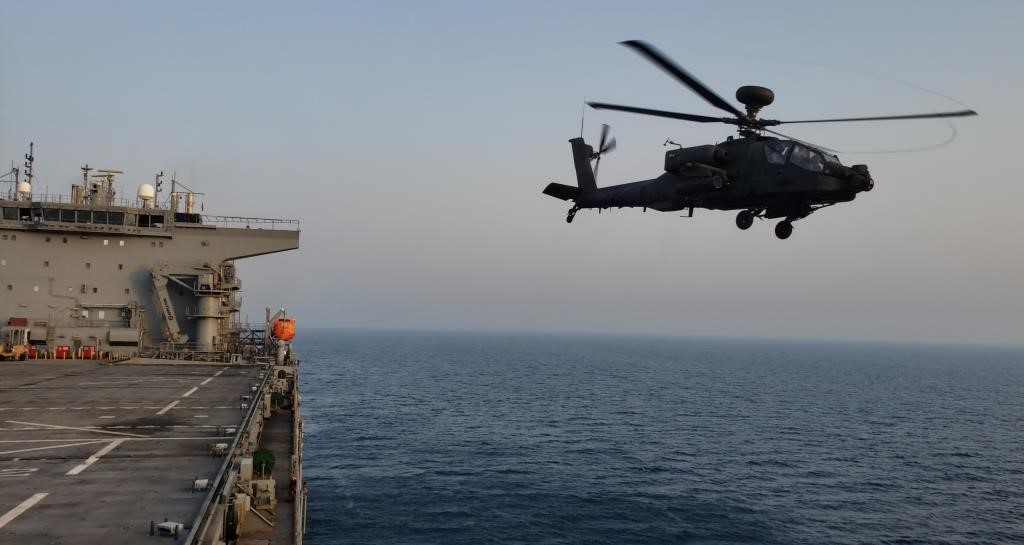UAE Joint Operation Command - Flight Operations